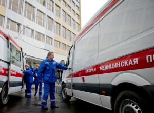 Отечественный автомобиль снес пенсионерку на «зебре» в Ростове