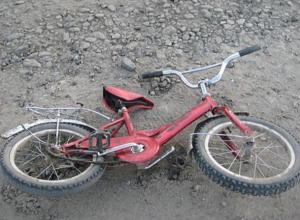 В Ростовской области водитель сбил 8-летнего велосипедиста и сбежал с места ДТП