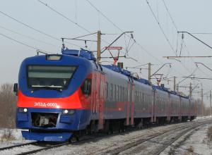 18 новых электропоездов прибудут в Ростов в феврале