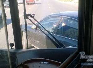 Жертвами водителя Hyundai Accent стали пассажиры автобуса №34 в Ростове