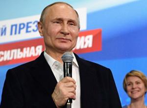 Главные донские чиновники похвастались большим процентом «за Путина» в Ростове