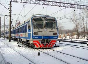 В Ростове из-за непогоды задерживается прибытие поезда № 104 сообщением Адлер-Москва