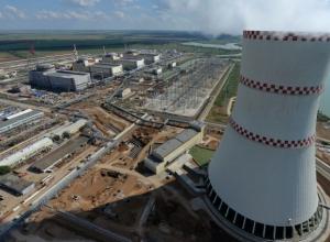 Бассейн для ядерных отходов достроили на Ростовской АЭС