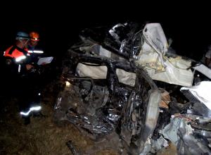 В Ростовской области рейсовый автобус столкнулся с Газелью и минивеном: есть пострадавшие и погибший
