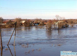 Более 5 тыс человек находятся в зоне подтопления в Ростовской области