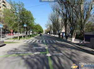 Житель Ростова ищет водителя, сбившего его мать на пешеходном переходе
