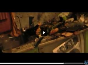 Первые кадры из квартиры, где взорвался «подарок» с бомбой ко Дню учителя