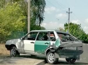 Массовое ДТП с «японцами» и «русским» произошло в Ростове