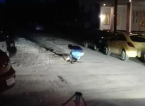 Оштрафовать за самостоятельный ремонт дороги могут неравнодушного автомобилиста из Ростова