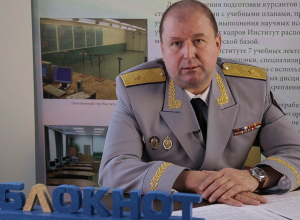Наш вуз дает возможность всесторонне реализоваться как личность, - начальник Голицынского пограничного института ФСБ РФ