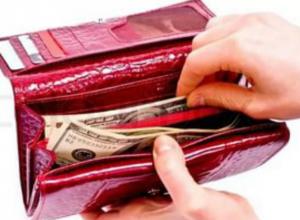 Женщину с красным кошельком, в который попали лишние 9000 рублей, разыскивают кассиры в Ростове