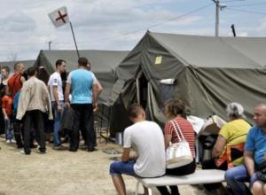 Пункт временного размещения беженцев под Гуково ликвидирован
