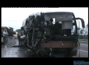 ДТП с автобусом под Ростовом: 3 погибших, 2 пострадавших