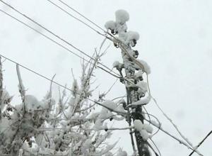 В Ростове объявлено экстренное предупреждение из-за мокрого снега