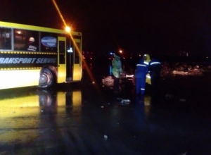 По официальным данным, при крушении  самолета в Ростове погиб 61 человек
