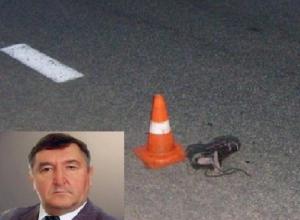 В Ростовской области машина главы района сбила школьника и скрылась с места ДТП