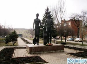 В Таганроге памятник героям-подпольщикам заменят стелой «Город воинской славы»