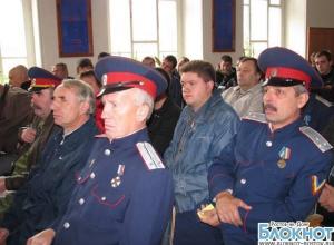 Атаман Андрей Демченко вычеркнул из Новочеркасского округа треть казаков – станицу Среднюю