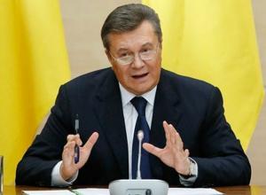 Виктор Янукович вернется из Ростова в украинский Донецк