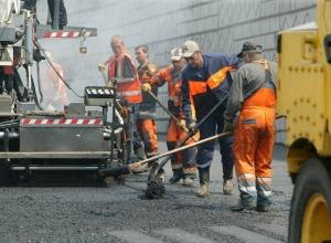 На ремонт дорог в 2016 году Ростовская область направила в три раза меньше средств, чем в 2015-м