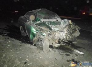 В Ростовской области 19-летний водитель на «десятке» врезался в КамАЗ: 3 погибли, 2  травмированы