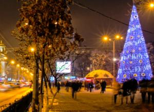 Где искать новогоднее веселье в Ростове