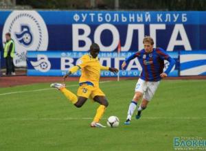 «Волга» — «Ростов»  — 1:1