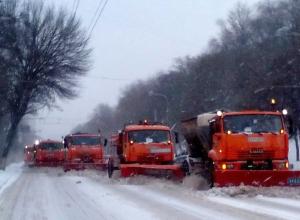 Шестибальные пробки продолжают сковывать автомобильное движение в Ростове