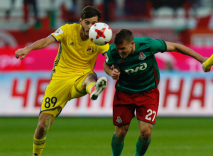 Битва «Локомотива» и «Ростова» продлила впечатляющую сухую серию Медведвева
