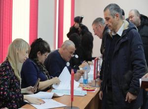 Стали известны официальные цифры о явке избирателей на 12 часов дня в Ростовской области