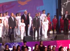 В Ростове более 10 тысяч человек стали участниками праздника «Дети в спорт»