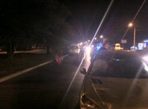 В Ростове 21-летний водитель на «Пежо» насмерть сбил пешехода