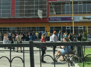 Из всех крупных торгово-развлекательных центров Ростова эвакуируют посетителей