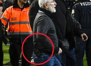 Ростовский бизнесмен Саввиди с пистолетом сорвал футбольный матч в Греции