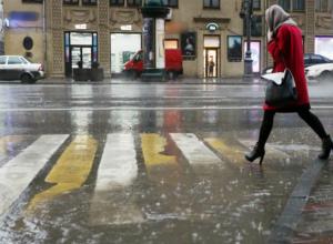 Ночные ливневые дожди и похолодание атакуют жителей Ростова в выходные