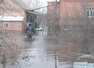 Ущерб от наводнения в Ростовской области составил более 300 млн рублей