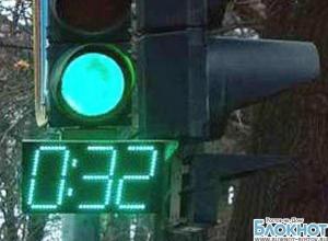 На трех оживленных перекрестках Ростова установят новые светофоры
