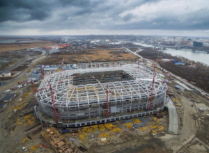 Власти приняли решение заморозить болельщиков на «Ростов-Арене»