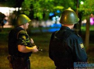 В Ростовской области полицейские работают в усиленном режиме
