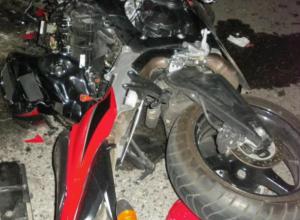 Молодой гонщик на Yamaha погиб в жутком тройном ДТП на трассе под Ростовом