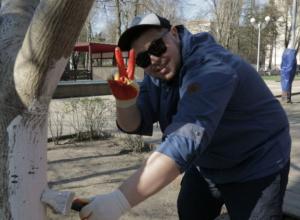 С пользой для города вышли худеть участники «Сбросить лишнее» в Ростове