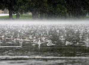 МЧС предупреждает о сильном дожде в Ростове