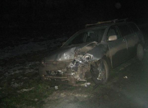 В Ростовской области «десятка» врезалась в микроавтобус с 16 пассажирами