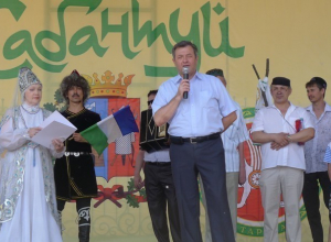В донской столице отпраздновали Сабантуй