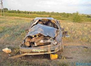 2 человека погибли в ДТП в Ростовской области
