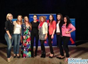Певица Слава выбрала в Ростове участниц  на телешоу «Битва хоров»