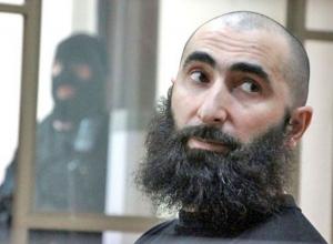 Верховный суд РФ оставил в силе приговор ростовского суда главарю боевиков Тазиеву