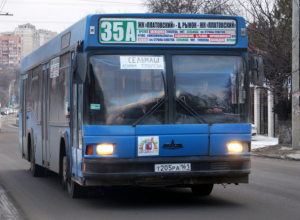 Транспортная компания «Ростов-Авто» отказывается обслуживать автобусы из-за отмены маршрутки №59