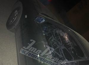Жесткое наказание клеем «непонятливому» автохаму устроили жильцы многоэтажки Ростова