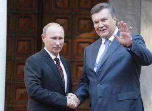 Владимир Путин рассказал, как Янукович оказался в Ростове-на-Дону
